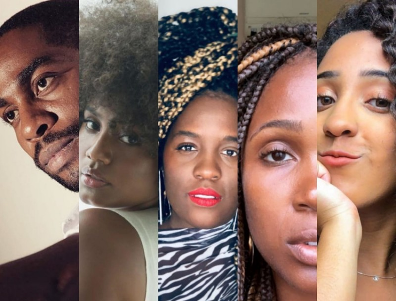 black personalities advise and inform Brazilians About COVID-19
