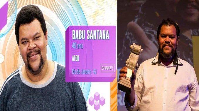 The case of Babu Santana: Why is an Actor appearing on TV ?