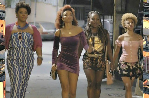 sexo negas TV Series of Marielle Franco: Council Woman in Rio de Janeiro