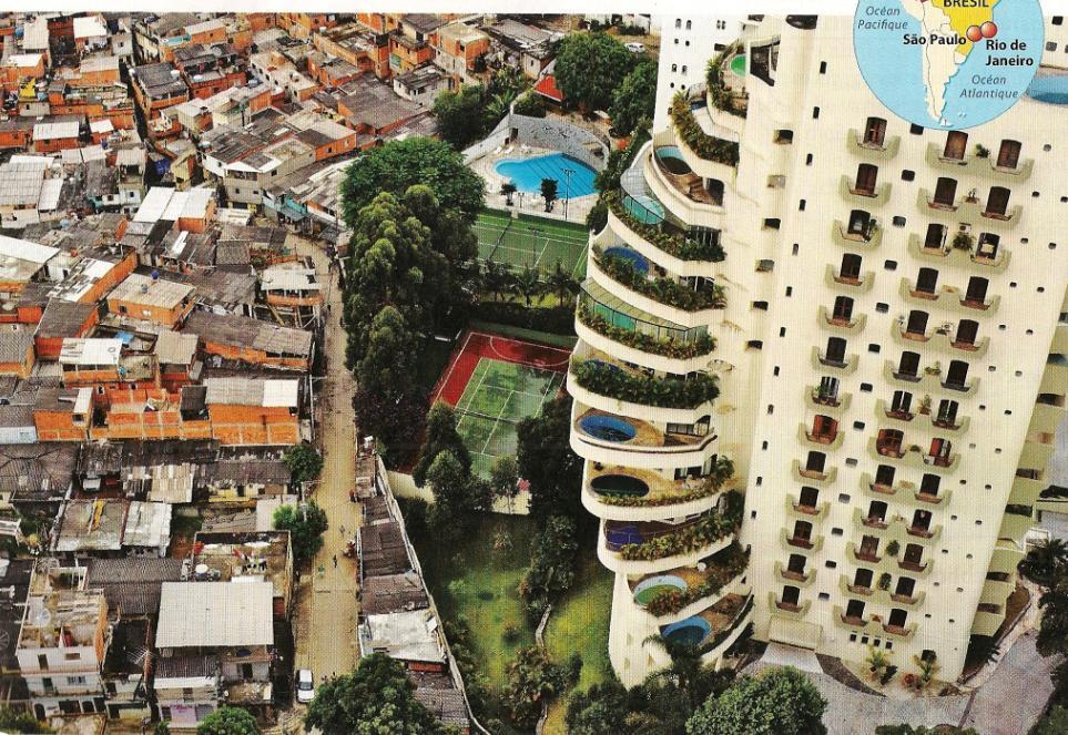 In São Paulos Paraisópolis favela: Coronavirus Spreads Fast