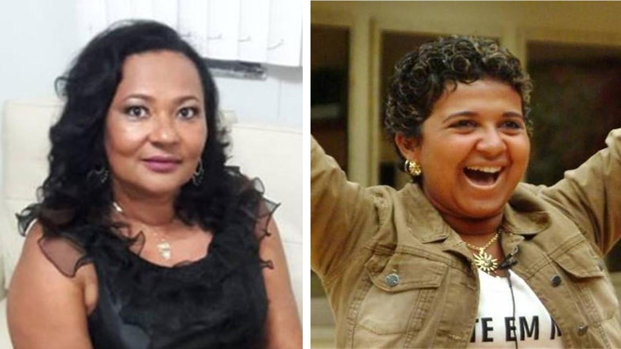 Mara, Cida Big Brother Brasil