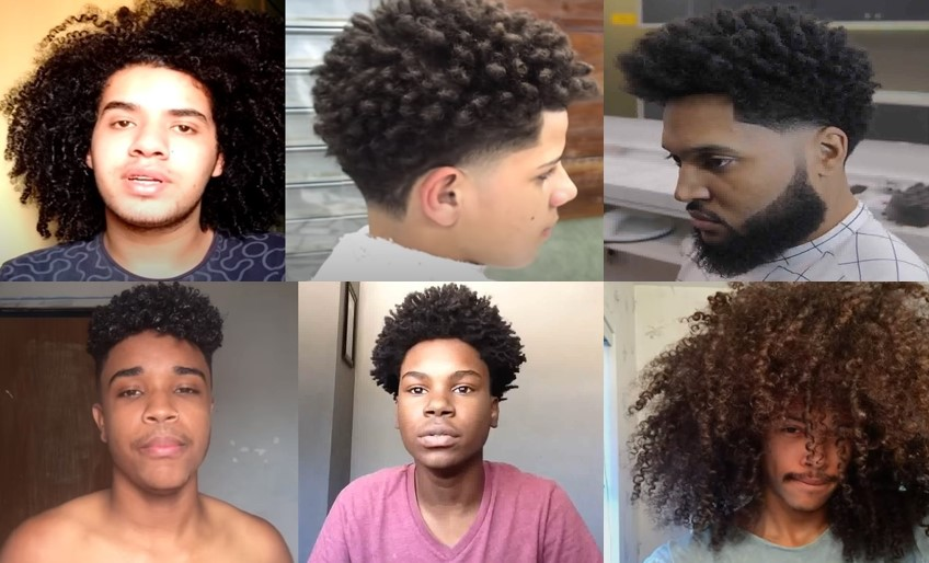 "Brazilian Men Wearing Large Afros is ""A Fight for a Greater Cause"""