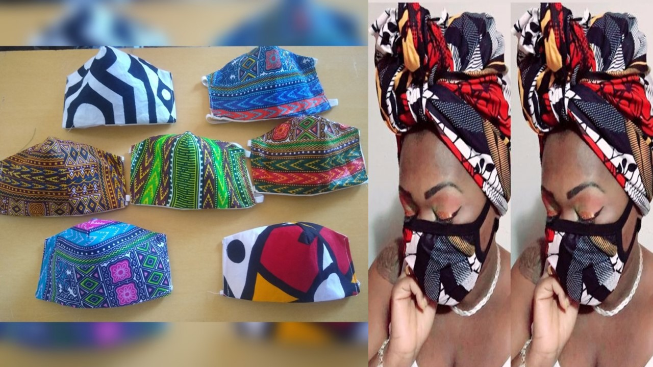 7 Afro Brazilian Entrepreneurs: Came Together To make Masks