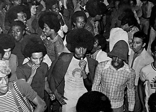 Black Rio - A Cultural Revolution That Instilled a Fear of Black People