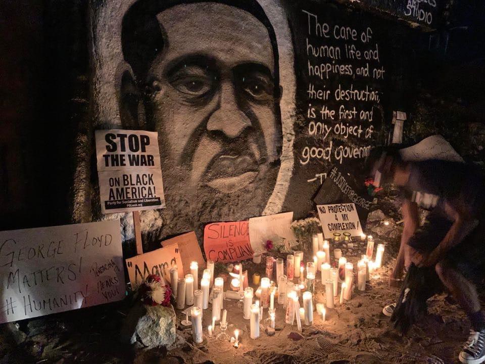 Emerson Osasco Denounces Racism and Fascism