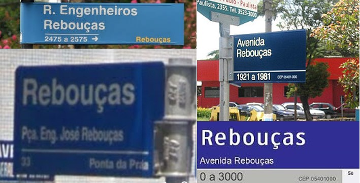 Streets Avenues The Rebouças family: A family of Doctors, Lawyers, Scientists and Engineers