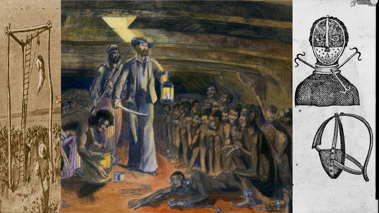 Slavery: 4.8 million Africans were enslaved in Brazil