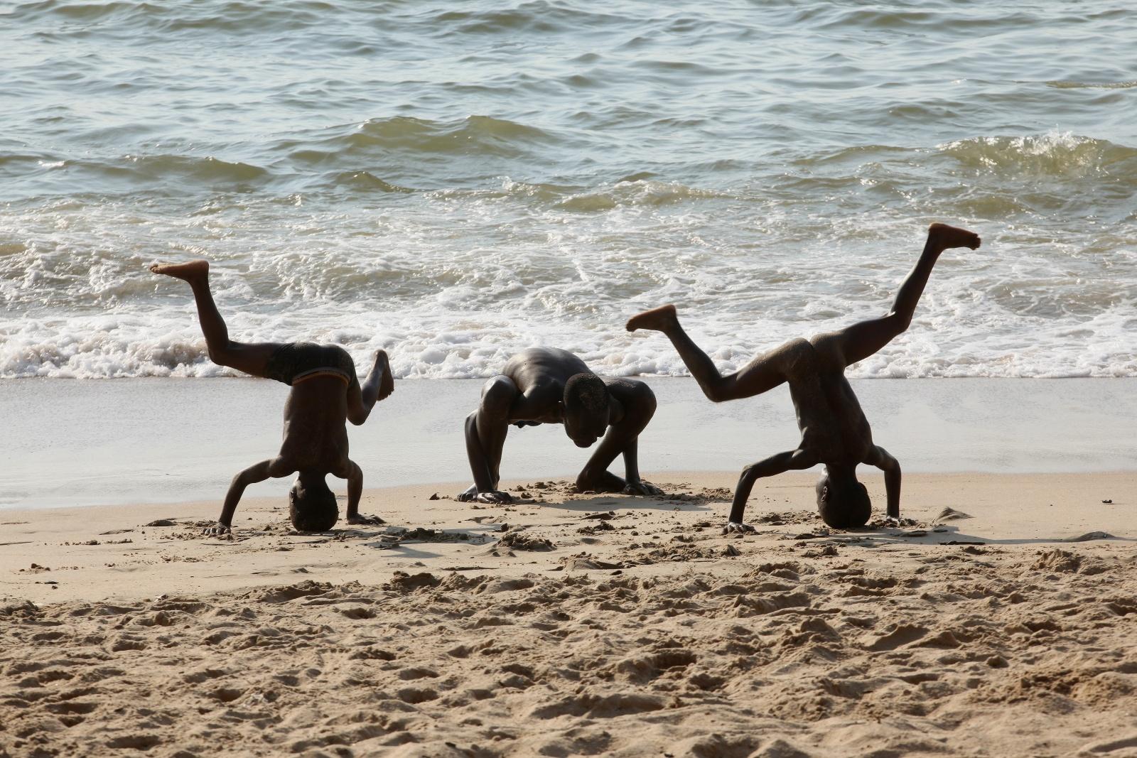 3. A capoeira e o samba têm origem na cultura Bantu, do Sul de Angola
