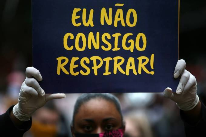 Brazilian Police Are Racist: 95% of Brazilians believe In This Matter
