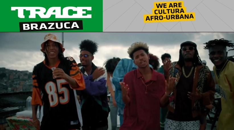 TRACE BRAZUCA cover