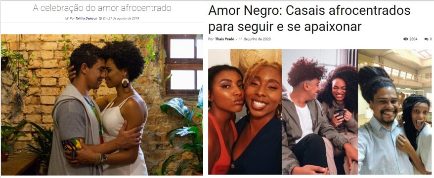"casais (L-R) Black Men and Women Lover"": On love, affection and prejudice"