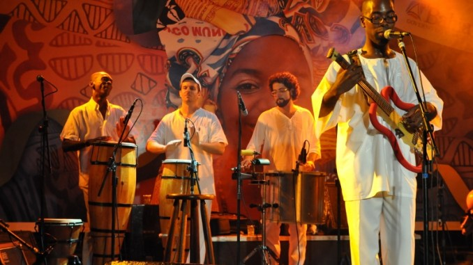 Meet Tiganá Santana: First Brazilian to Compose in African Languages