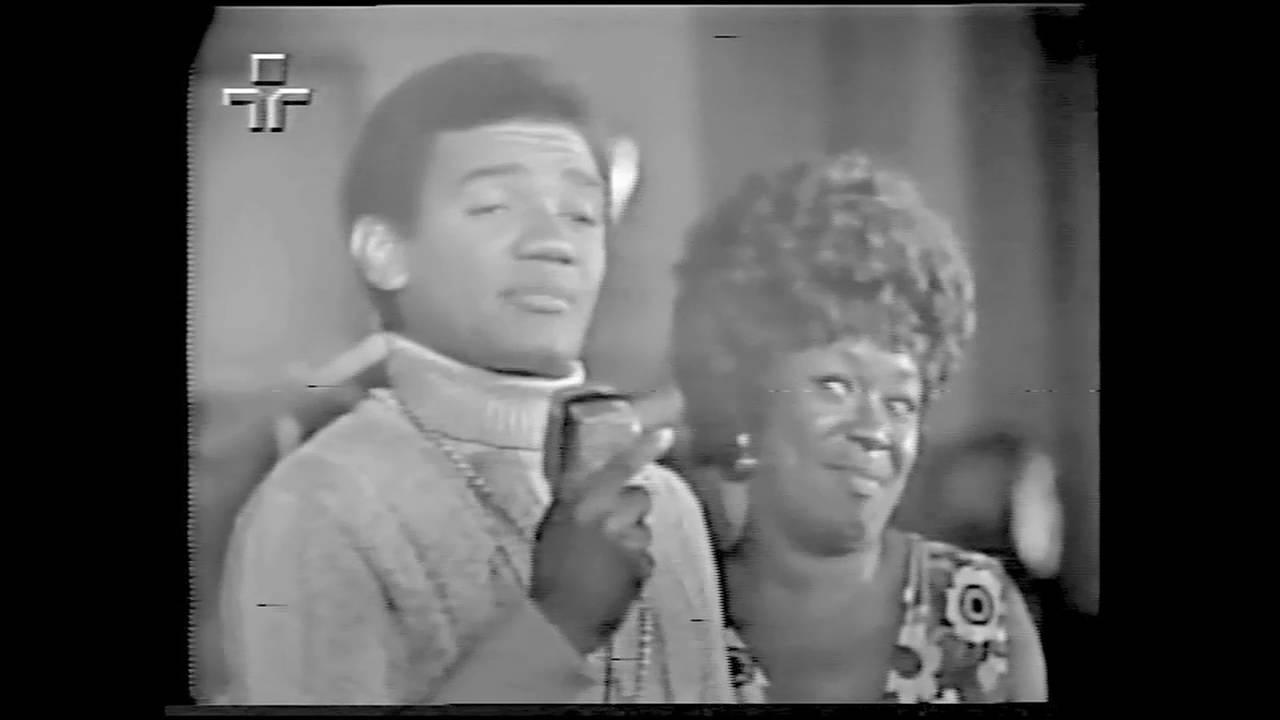 SARAH VAUGHAN & WILSON SIMONAL - TV TUPI 20.09.1970
