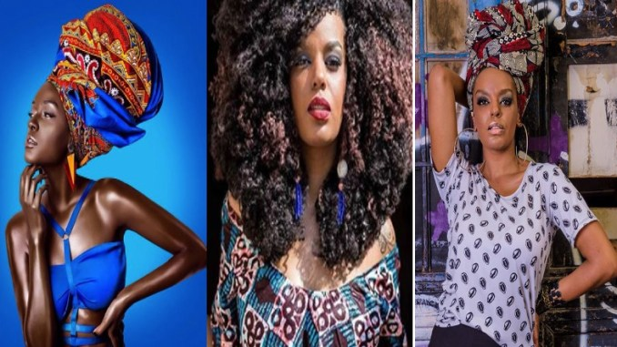 Aline Andrade produces African Style Fashion for All Body Types
