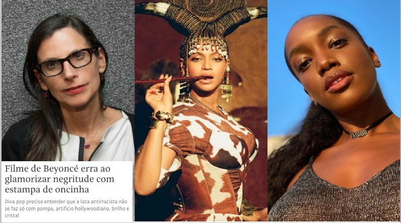 """Brazil's 'Beyhive' checks professor after """"Black is King"""" Criticism"""