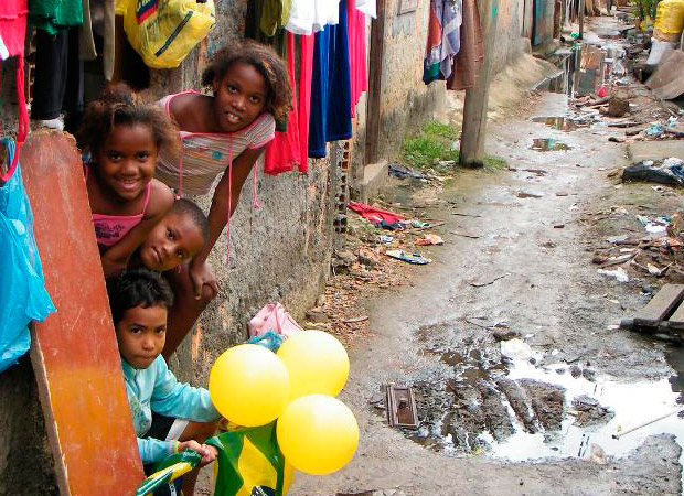 Basic Sanitation and black Brazilian: The Colonial Relationship