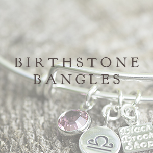 Birthstone Bangles