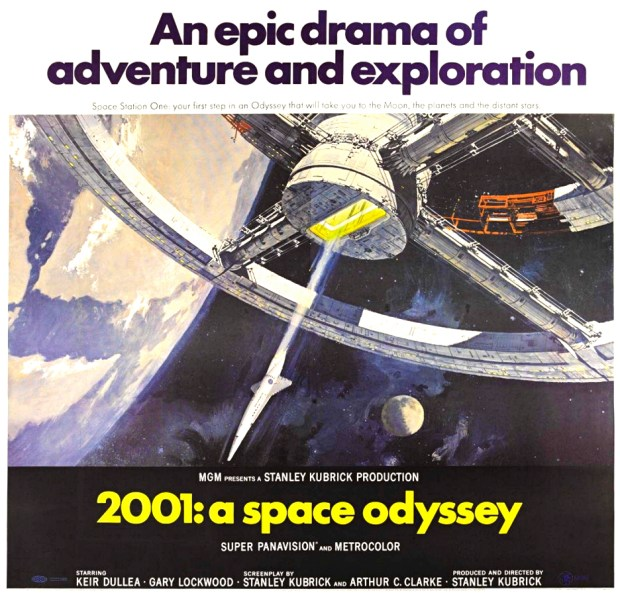 2001 a space odyssey view from the mirror