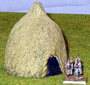 Native Hut A