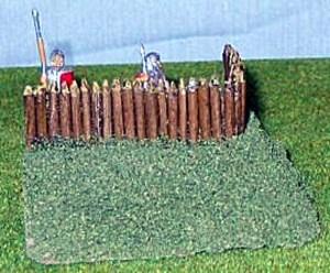 Marching Fort corner