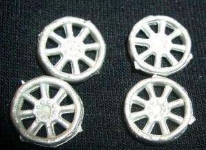 12x bike wheels.