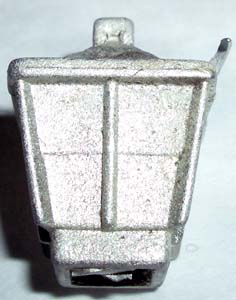 4x Carriage Lamps