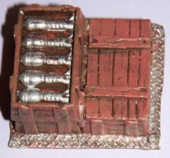 2x Crate stacks.