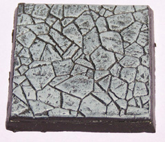 1x Ruined Temple 50mm bases