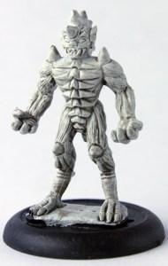 Spikey Carapace alien 2