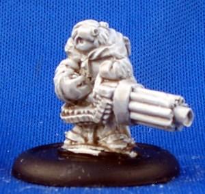 Smogger Heavy Gunner