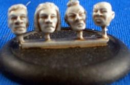 Male Heads 2