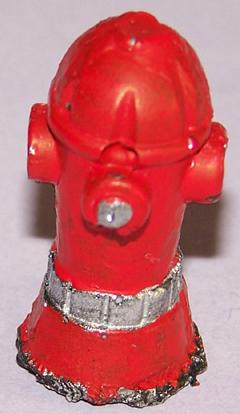 2x American fire hydrants