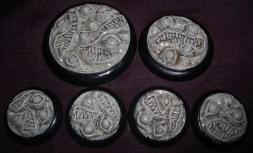 2x 50mm, 2x 40mm & 4x 30mm Nightmare Bases base inserts