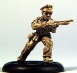 Cop with a shotgun 2