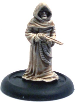 1 cultist with a shotgun