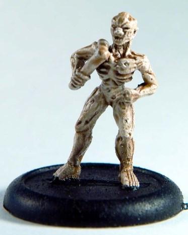 1 zombie
