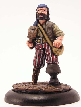 Pirate Carpenter