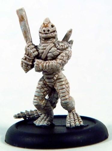 Daggon heavily armoured one