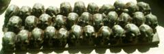 4x 28mm scale skull strips