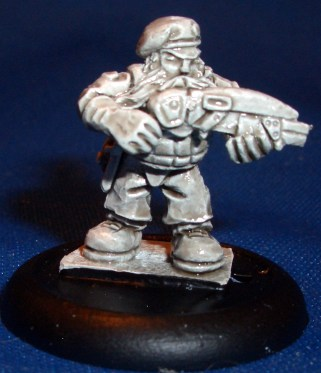 Space Dwarf Trooper 2 (B'Dass)