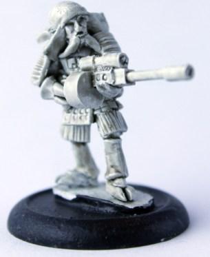Alien Mercenary