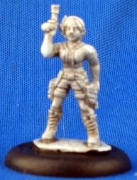 Female Ganger 1