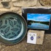 Black Cat Gallery Owego - Raffle #5 Shades of Blue