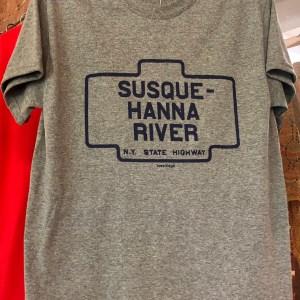 Susauqehanna River Tee shirt