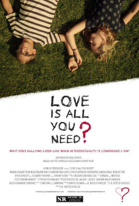 Love Is All You Need / Film Poster