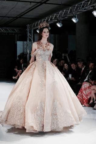 Fashion As Art - Designer Michael Sta.Maria