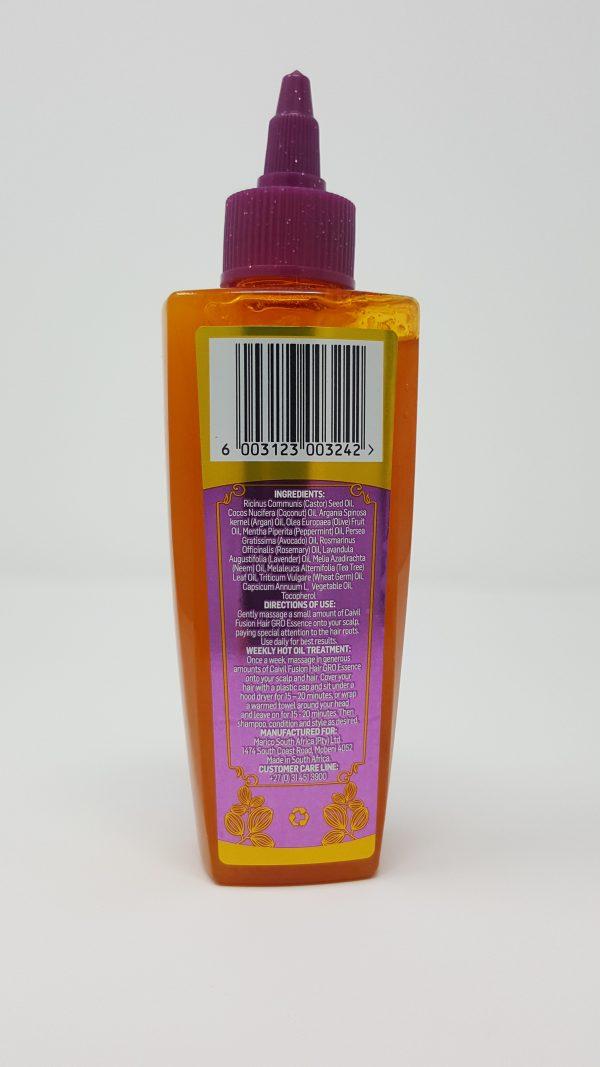All Natural Fusion Hair Grow Serum 5 Oz BlackChic