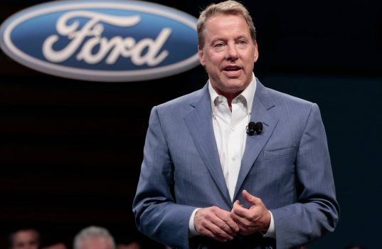Ford Motor Co Chairman S Phone Call To Trump Amounts To