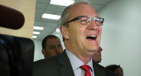 Rep. Kevin Cramer of North Dakota has been eyeing a possible Senate run against Democrat Heidi Heitkamp. | Getty