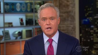 On March 8, CBS's Scott Pelley suggested President Trump had psychological problems.